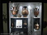139 - Esempi di manufatti presenti nel museo