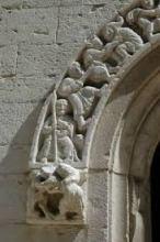 11 - La Cattedrale di Barletta - particolare