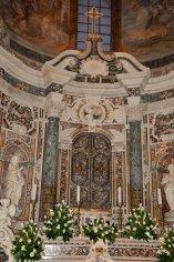 56 -Altare del Cappellone di San Cataldo - Basilica Cattedrale di San Cataldo (Taranto)