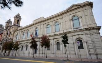 111 -Taranto. Chiesa di San Pasquale e Museo Nazionale Archeologico Marta.