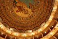 50 - Barletta. Teatro Curci, particolare