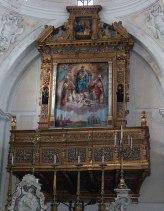 16 - Cantoria e organo 1644