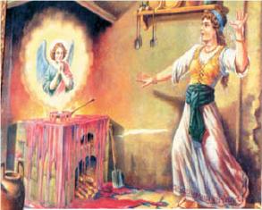 26 - Trani. Antica rappresentazione del miracolo Eucaristico presente nella chiesetta