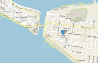 Taranto. Mappa