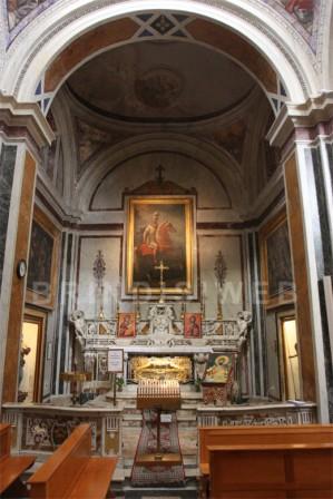 57 - Brindisi. Interno Cattedrale. Cappella di San Teodoro