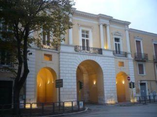 40 - Foggia - Porta Arpana o I Tre Archi