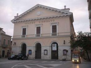35 - Foggia - Teatro Giordano