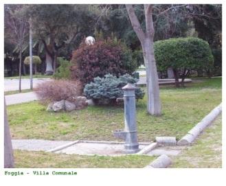 Foggia - Villa Comunale