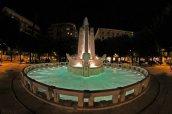 74 - Brindisi. Fontana delle Ancore – Piazza Cairoli