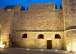 11 -Brindisi. Il Bastione a lato della porta