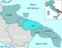 Puglia- Le Provincie