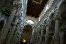 35 -Lecce. Basilica di Santa Croce, interni, particolari