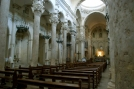34 -Lecce. Basilica di Santa Croce, interni, particolari