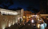 38 - Barletta, la-basilica-del-santo-sepolcro-e-corso-vittorio-emanuele-durante-le-feste-natalizie.
