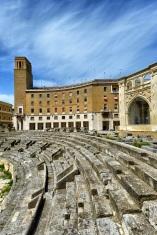 17 - Lecce-Piazza Sant'Oronzo, Anfiteatro-Romano-