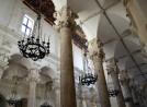 36 -Lecce. Basilica di Santa Croce, interni, particolari