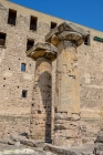 44 -Taranto, particolare delle Colonne - Tempio di Poseidone