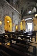 157 -Taranto. Chiesa del Carmine, interno,.-