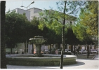 154 -TARANTO - PIAZZA GIOVANNI XXIII - ACQUARIO CON FONTANA