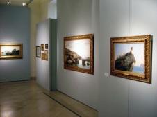 32 - Barletta, interno del palazzo. Terra e mare. Paesaggi del Sud da Giuseppe De Nittis a Giovanni Fattori Palazzo della Marra-