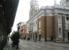 151 -Taranto. Via D'Aquino e piazza Giovanni XXIII