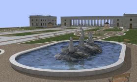 9 - Foggia -Villa comunale.