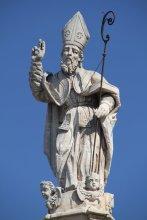 10 -Ostuni. Sant'Oronzo, dettaglio