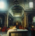 19 - Ostuni. Interno della cattedrale visto dall'altare