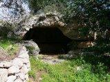99 -Accesso ad una abitazione in grotta