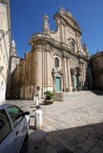 20 -Monopoli. Cattedrale, la basilica di Maria Santissima della Madia è il duomo di Monopoli.
