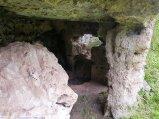 101 -Interno di una grotta-abitazione