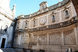 24 -Monopoli. Muraglia sul sagrato della Cattedrale.