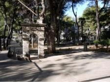 18 -Fasano. Villa comunale Parco delle rimembranze.