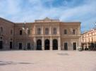 5 - Fasano. Palazzo del Balì oggi sede del Municipio in piazza Ciaia.