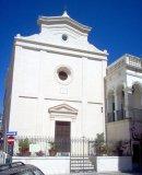 13 - Fasano - Piazza Ciaia. Chiesa di San Nicola . Costruita intorno al 1596, nel nuovo borgo, fuori le mura dell'antico abitato