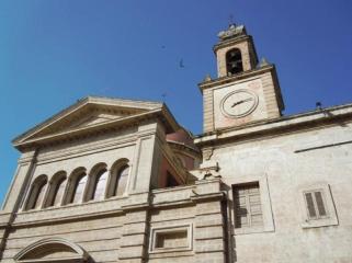 49 -Fasano. Chiesa di Sant'Antonio abate. dettaglio ravvicinato.