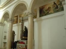 51 - Fasano. Chiesa di Sant'Antonio abate, interno.