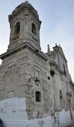 56 - Monopoli - Campanile Chiesa San Salvatore
