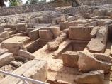 76 -Fasano. Area archeologica di Egnazia altri particolari.