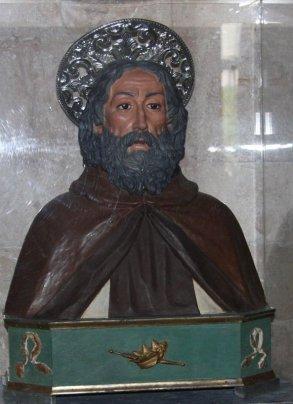 18 -Duomo_ Busto di San Corrado_