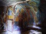 133 -Abside semicircolare con le immagini dell'Arcangelo Raffaele, della Deesis e dell'Arcangelo Gabriele