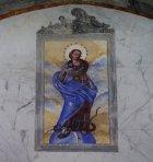 72 - Ostuni, interno del Santuario diSant'Oronzo, dettaglio