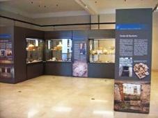 79 -Fasano. Museo Archeologico di Egnathia, è sede espositiva ed anche ufficio della Soprintendenza per i Beni Archeologici della Puglia