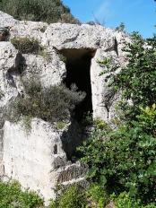 127 -Probabile abitazione per il custode della chiesa
