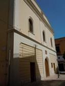 17 - Fasano. Vecchio cinema-teatro cittadino recentemente ristrutturato e riattivato col nome di Teatro Sociale.
