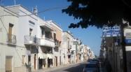 59 -Fasano. Veduta di pezze di Greco.Pezze di Greco è una frazione di 5.256 abitanti del Comune di Fasano, un km da Pozzo Faceto percorso della via delle croci.