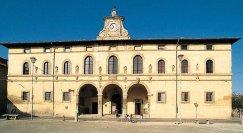 78 - Palazzo Pretorio o dei Comissari di Terra del Sole,