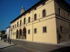 79 -Terra del Sole (FC) - Palazzo Pretorio, Sec. XVI . visto di lato
