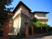 70 -Terra del Sole (FC) - Castello del Capitano delle artiglierie, Sec. XVI