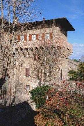 95 -Castello del Governatore, Porta Romana, Terra del Sole